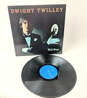 Dwight Twilley Wild Dogs Record LP 1986 CBS