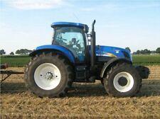 New Holland T7030 T7040 T7050 & T7060 Tractors Workshop Manual