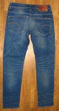 """SUPER! """" G- STAR RAW 3301 SLIM """" Herren- JEANS / Hose in blau in W30"""" /L32"""""""