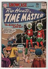 Showcase #26 solid copy Rip Hunter Time Master 1960 DC Kubert art create-a-lot