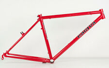 TEAM CAGIVA RITCHEY PRESTIGE MTB VINTAGE FRAMESET FRAME 90s STEEL MOUNTAIN BIKE