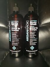 ( 2 Pack ) Argonmagic Oil Cleansing Body Wash The Moroccan Beauty Secret 32 Oz