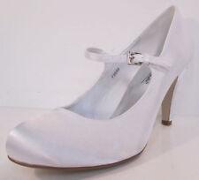 Stiletto Standard Width (D) Satin for Women