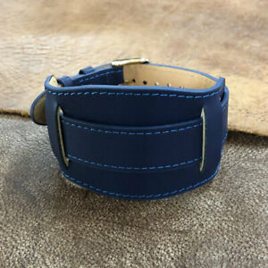 Size18/20mm Vintage Military Style Trench Wire Lug Watch Wristwatch Strap153B