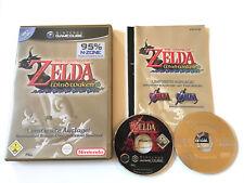 Legend of Zelda The Wind Waker Limitierte Auflage Ocarina Time Nintendo Gamecube