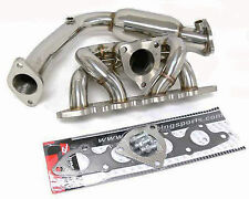 OBX Racing 4-1 SS Exhaust Manifold Header 00-04 Ford Focus 2.0L Zetec ZX3 ZX5