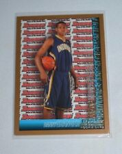 05-06 BOWMAN DRAFT PICKS & PROSPECTS ROOKIE DANNY GRANGER GOLD CARD