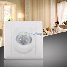Automatic Infrared PIR Motion Sensor Switch for Home Office LED Light 110V-220V