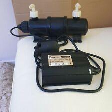 D&D 10 watt uv steraliser