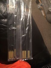 12 New Paint Brushes 6 Hanover 906 USA