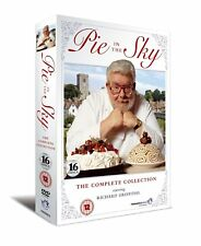 "Pie in the sky Complete Season Series 1 - 5 DVD box set R4 New ""Clearance"""