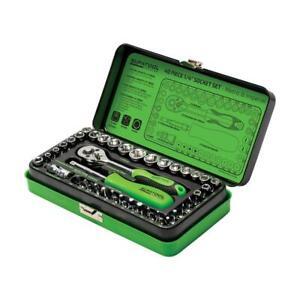 "Supatool 40 Piece 1/4"" Dr Socket Set - Metric & Imperial STP2040"