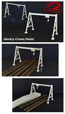 N Gauge - Model Railway Scenery Building Kit - Gantry Crane / Hoist