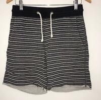 Ladies Navy Shorts 6-8 H&M <NZ5048