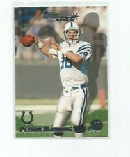 PEYTON MANNING (Indianapolis Colts) 2000 TOPPS STARS CARD #72