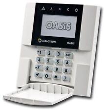 JABLOTRON - JA-81F Tastiera senza fili bidirezionale LCD, lettore RFID integrato