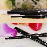 Black Eyeliner Pencil Retractable Waterproof Twister Extension Eye liner Makeup