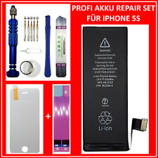 Ersatz Akku Batterie Set für Original iPhone 5S 5 S Battery Accu 1560mAh 11/2019