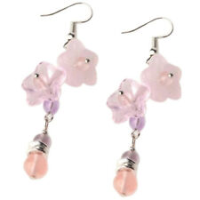 Earrings Temperament Long Para C6C2 Ethnic Earrings Jewelry Simple Retro Crystal