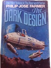 The Dark Design by Philip Jose Farmer - First edition Hard Cover DJ RARE