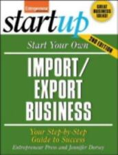 Start Your Own Import/Export Business (Start Your Own)
