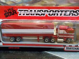 Matchbox -  BJ & the Bear Truck - Kenworth  1:80 Custom