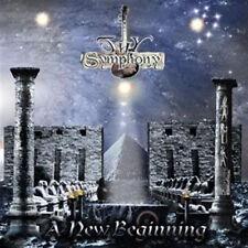 "Thy Symphony ""A New Beginning"" CD [BRAZILIAN SYMPHONIC POWER METAL]"