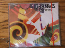 CD--LOS SOBRAOS--QUIERO VERTE Single New Made in Germany 1996 3 Spanish songs