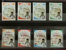 BIAFRA Stamps Set with RED CROSS -  Mint MNH - VF - r75e10763
