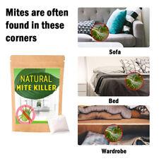 6pcs/set  Bags Dust Mites Killer Mite Eliminator Natural For Bed Sheet PillowRIB