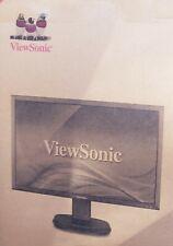 """Viewsonic VG2239SMH-2 (21.5"""") FULL HD LED Backlit Monitor 16:9 5ms 1920X1080 NIB"""