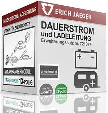 721077 Erweiterungseinbausatz Elektrosatz Dauerplus und Ladeleitung Erich Jaeger