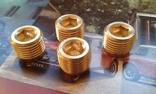 MINI COOPER 500 S Classic MPI SportsPack Brass OIL PLUGS 1275 RACE RALLY KAD Med