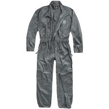 Brandit Flightsuit Military Uniform Flyer Mens Army Coveralls Pilot Anthracite