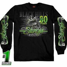 Hot Leathers Mens T-Shirt Black Extra Extra Large SPM1791