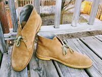 Clarks Desert Chukka Boots Originals Oak Suede Crepe Sole 70529 US 13 Desert Tan