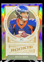 DREW LOCK 2019 Panini Chronicles Legacy Rookie Card  RC #210 Denver Broncos D1