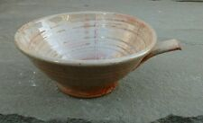 Ceramic Shaving Mug Bowl Scuttle American Made by hand free gifts free shipping