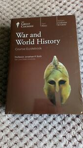 The Great Courses War and World History