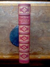 1902 Napoleon Et Larrey Triaire Illustrated 1st Ed Rare French Language