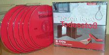 KAREN ROSE  - Todesstoß  -  6 CD's gelesen von Sabina Godec