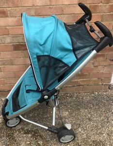 Blue Quinny zapp buggy pushchair