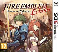 Fire Emblem Echoes: Shadows of Valentina | 3DS | NEU & OVP | Blitzversand