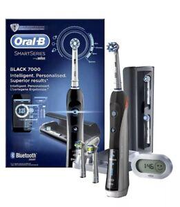 New ORAL-B Pro 7000 SmartSeries Bluetooth Toothbrush