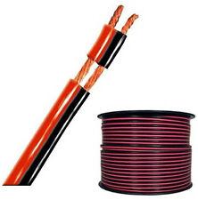 Ibiza Chp1.5rb Câble pour Haut-parleur Noir