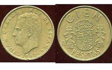 ESPAGNE  100 pesetas 1982  ( bis )