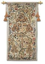 68X35 Morris Summer Quince Tree Tapestry Wall Hanging