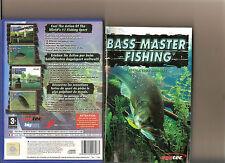 BASS MASTER FISHING PLAYSTATION 2 PS2 PS 2