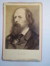 Alfred Tennyson-ANTICO EFFIGIE/KAB