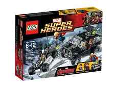 LEGO ® DC Comics Super Heroes 76030 DIORAMA-vetrina Avengers Idra Showdown